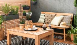Ejemplos de inspiración para decorar terrazas pequeñas