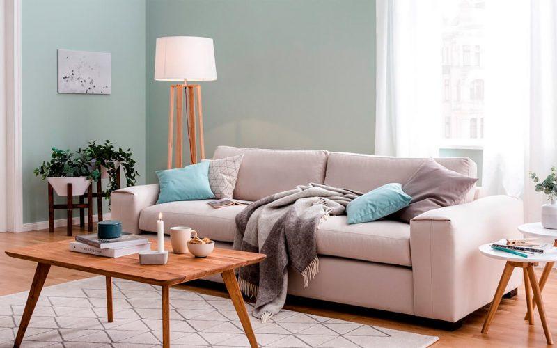 Elegir colores para pintar las paredes de tu casa