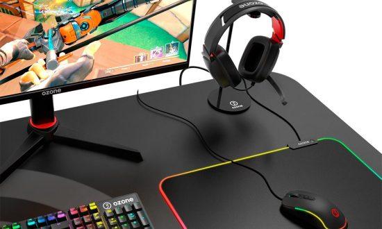 Soporte para Auriculares Gaming